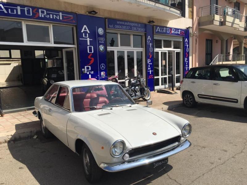 FIAT 124 COUPE' SPORT