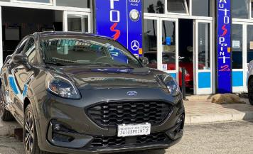 FORD PUMA ECOBOOST 125 CV S&S