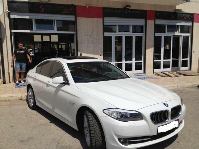 BMW 520 M. X DRIVE