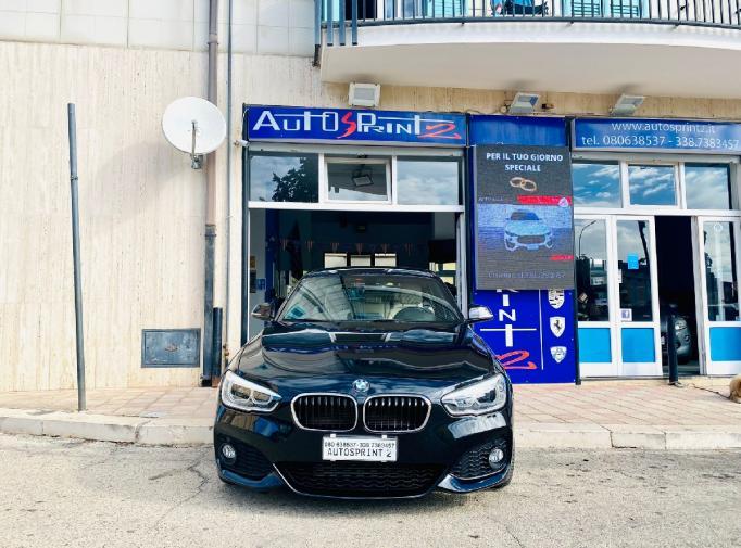 BMW SERIE 1 118 D M-SPORT 150 CV AUTOMATIC - 2015