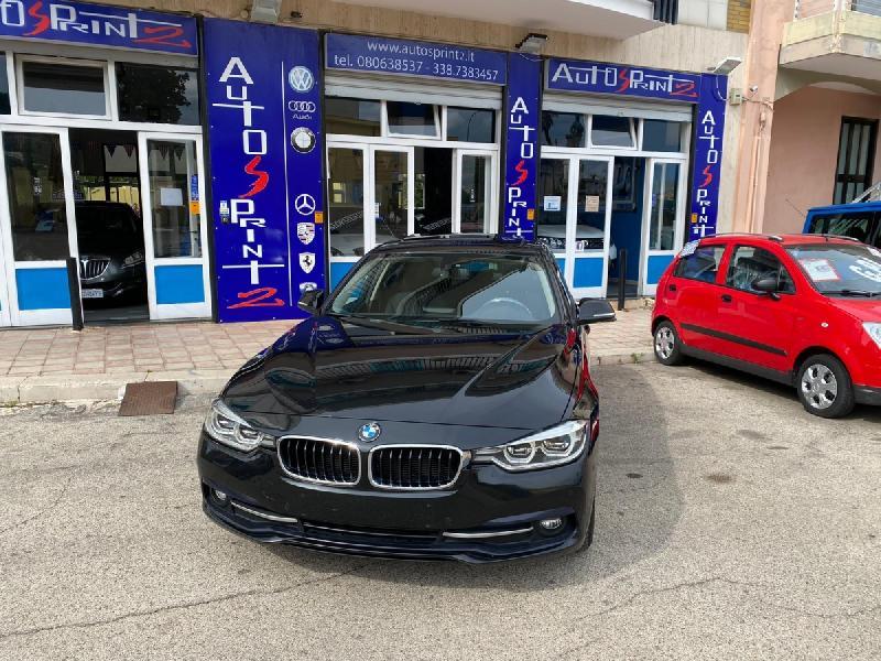 BMW 318 D SPORT-LINE